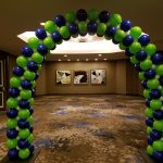 Balloon Arch at The Hilton Parsippany