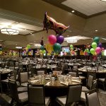 Mardi Gras Table Centerpieces copy