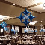 snow flake centerpieces copy