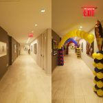 Before & After Super Heroes Party